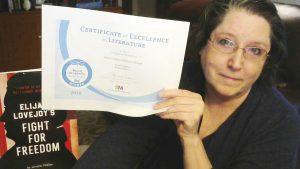 Lovejoy Biography Award - Jennifer Phillips
