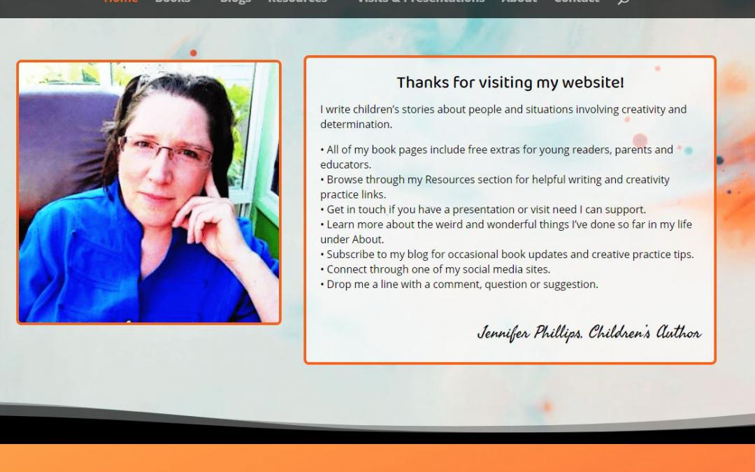 New Website, New Blog